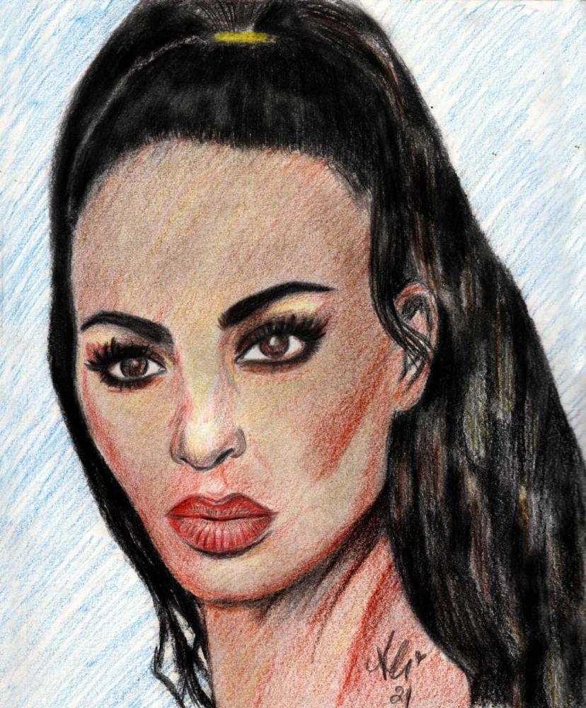 Kim Kardashian by bobbydar01@gmail.com